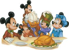 Mickey Mouse Thanksgiving Day Animated Gifs Gallery and thanksgiving with Mickey Mouse & Co. by Walt Disney Happy Thanksgiving Images, Disney Thanksgiving, Thanksgiving Wallpaper, Thanksgiving Quotes, Family Thanksgiving, Thanksgiving Greetings, Mickey Mouse And Friends, Mickey Minnie Mouse, Mickey Christmas