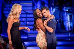 Strictly Come Dancing 2017 is all systems go - after this year's crop of celebrities discovered who their professional partners would be. Saturday night's launch show saw the 15 famous. Strictly Come Dancing 2017, Strictly Dancers, Gorka Marquez, Alexandra Burke, Crushes, Product Launch, Couple Photos, Concert, Celebrities