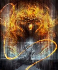 'You shall not pass' by jasric.deviantart.com on @DeviantArt