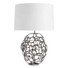 We love Arteriors' Tillman lamp, and not just because it's the last name of our founder. :)
