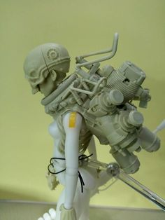 Update from Gums production project via Pascal Blanché More robots here.