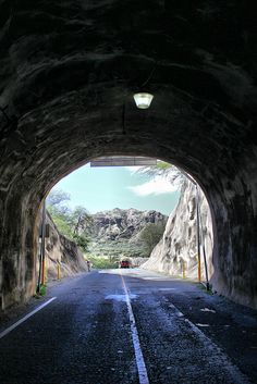 Diamond Head Tunnel