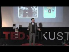 Human Hacking - Neuroscience and Magic: Stuart Palm at TEDxHKUST