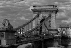 Chain Bridge Buda - null Cityscapes, Tower Bridge, Brooklyn Bridge, Chain, Travel, Viajes, Necklaces, Destinations, Traveling