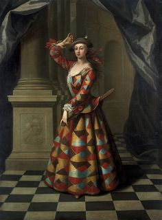 1719 MRS. HESTER BOOTH AS HARLEQUIN 102 Newer Older J.ELLYS PORTRAYED MRS BOOTH AKA HESTER SANTLOW DANCER AND ACTRESS