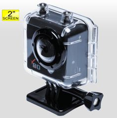 JB Hifi Gift for Dad - Kaiser Baas X80 Sports Camera, RRP $229, now $114.50