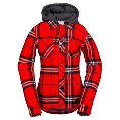 Volcom Volcom Circle Flannel Jacket