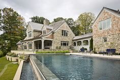 Fairytale Setting | Shoreline Pools Stamford CT