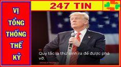 Tổng Thống Donald Trump Kỳ Lạ Nhất Trong Lịch Sử - Vận May Hay Điềm Báo