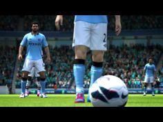 FIFA 13   Manchester City's Home Kit