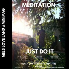 MELANIE LUTZ | ALL SYSTEMS LOVE: Meditation: Heal Your Thoughts. Heal the World. Me...