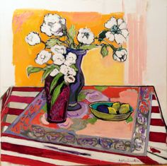 Peonies and Roses Paula Rubinstein