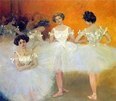 Ramon Casas i Carbó | Ballerinas