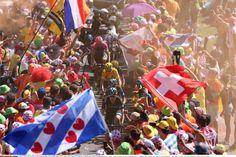Le Tour de France 2015 Stage 20. Un-acceptable behavior from the public