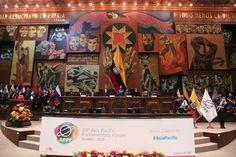 Abogan por nuevo orden mundial en Foro Asia-Pacífico 2015