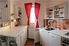 My world in a jar: Noua bucatarie Decor, Home, Jar, Cabinet, Kitchen, Multifunctional, Kitchen Cabinets