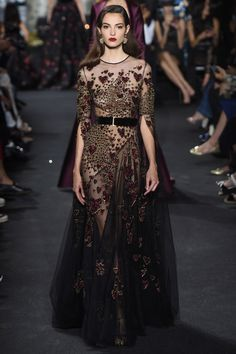 "floraspice: ""Elie Saab Haute Couture FW16 """