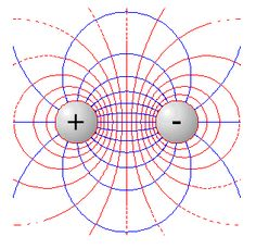 facts about heart electricity and electromagnetic field   Electric Field