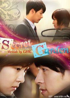 Secret Garden ♥ Ha Ji Won as Gil Ra Im ♥ Hyun Bin as Kim Joo Won