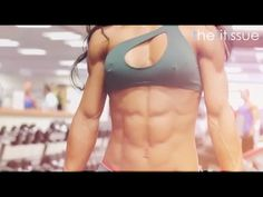 Top  Female Fitness Physiques 2014