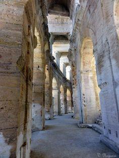 Arles, Provence, France Arena Romana by Véva Nogueira