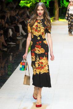 Dolce & Gabbana - Spring 2017 - #feelingfashion