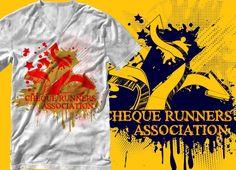 Urban V-Neck/T-Shirt Design by heyyandyy