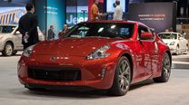 2013 Nissan 370Z on Display at the Chicago Auto Show