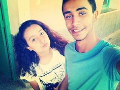 With the best girl ever my best friend Ema #kiss by soufyan.ibezghouten