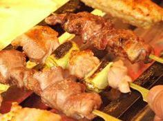"broiled chicken on a skewer by ""TORISHIN'S"""