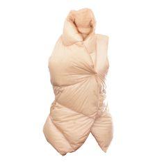 Comme des Garcons Vest, gently worn. Price: 145 Euro.