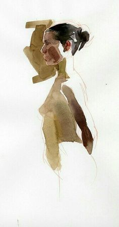 David Longo watercolour