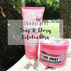 [bodycare] : Soap & Glory exfoliators Pig In Mud, For All Things Lovely, Exfoliators, Exfoliate Face, Glowing Skin, Face And Body, Body Care, Give It To Me, Soap