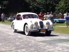 1957 Jaguar XK 140 SE