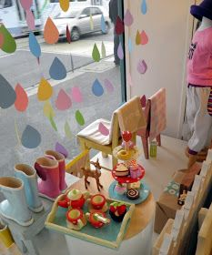 Pocket Carnival - Handmade in Melbourne: little lulu + rainy days