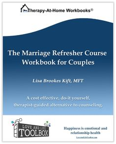 Bridge marriage disconnection with this DIY tool for couples by Lisa Brookes Kift, MFT of LoveAndLifeToolbox.com.