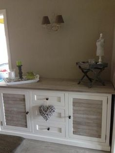 Furniture Makeover, Painted Furniture, Muebles Shabby Chic, French Country Decorating, House Rooms, Rustic Style, Home Improvement, Sweet Home, Interior