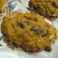 Biscuits tendres à l'avoine et à la citrouille @ qc.allrecipes.ca - remplacer sucre