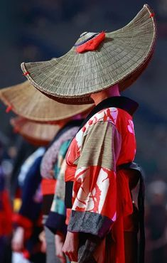 The Kimono Gallery — handa: Festa Japan 2016 a photo from Tokyo,. Cultures Du Monde, World Cultures, Japanese Kimono, Japanese Art, Japanese Beauty, Look Kimono, Kubo And The Two Strings, Japanese Festival, Art Asiatique