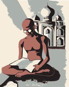 Prière de Gandhi