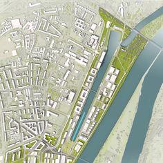Masterplan Magdeburg Science Quarter / SMAQ