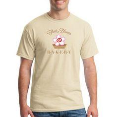 Custom T-Shirt Design & Printing in San Antonio, TX #Bakery #TShirt #GraphicDesign #CustomShirt