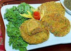 Hamburguer de Quinoa com Gergelim e Aveia - Veganana