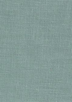 """Tuscany Linen, Aqua"" 57"" wide 100% Linen  $17.95   per yard  A quality, medium weight linen in a light aqua green-blue colour.  Weighs 10 ounces per linear yard (300 grams).   Perfect for drapery, upholstery, apparel and many other home decor accessories.   Machine wash, mild detergent, cold water, lay flat or hang to dry"