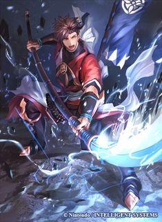 Fire Emblem: If/Fates - Shinonome