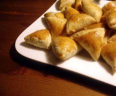 libyan food: Arabic Savoury Pastries: Bureek Muwaraq بوريك مورق...