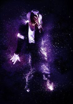 Michael Jackson illustration by Alberto Russo
