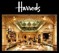 harrods london on pinterest harrods food court and thanks. Black Bedroom Furniture Sets. Home Design Ideas