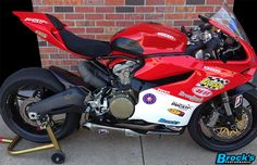 Jarel Jenson, Owner of Ducati of Omaha, is loving the 15lbs he is saving with his new BST Carbon Fiber wheels. His track days have just gotten faster.  www.brocksperformance.com