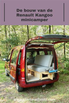 Minivan Camper Conversion, Car Camper, Camper Caravan, Mini Camper, Camper Life, Berlingo Camper, Ford Transit Connect Camper, Caddy Van, Kangoo Camper